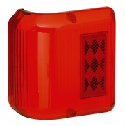 Bargman Marker/Clearance Light 86 Wrap-Around Lens Red   NT18-0044  - Towing Electrical