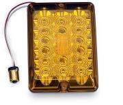 Bargman LED 84 Series Turn Light Lens Upgrade Module Amber   NT18-0101  - Towing Electrical