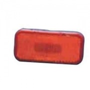 Fasteners Unlimited Red Replacement Lens For 55-8624   NT18-0206  - Towing Electrical