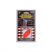 Top Tape Reflective Red/Silver Tape   NT18-0369  - Towing Electrical - RV Part Shop USA