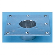 CP Products Recessed Base-Square   NT18-0795  - Hardware - RV Part Shop USA
