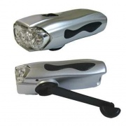 Prime Products Emergency Wind-Up Flashlight   NT18-1316  - Flashlights/Worklights - RV Part Shop USA