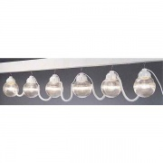 Polymer 6-Light Globes Clear   NT18-1905  - Patio Lighting