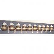 Polymer 10-Light Globes Bronze   NT18-2001  - Patio Lighting