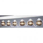 Polymer 6-Light Globes Bronze   NT18-2008  - Patio Lighting