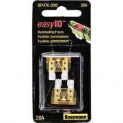 Cooper Bussmann 2 ATC-20ID EasyID Fuse   NT19-2715  - 12-Volt