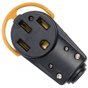 Arcon 50A Female Cord End   NT19-3725  - Power Cords