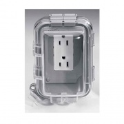 Cooper Wiring Eatons Cooper Outdoor Weather Box 16 Way   NT19-3817  - Switches and Receptacles - RV Part Shop USA