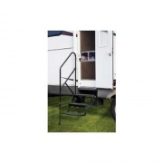 Stromberg-Carlson RV Step Mounted Assist Rail   NT20-0201  - RV Steps and Ladders