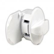 JR Products Replacement Thumb Lock Polar White   NT20-0248  - RV Storage - RV Part Shop USA