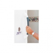 Stromberg-Carlson Soft Touch Assist Handle White/Gray   NT20-0340  - RV Steps and Ladders