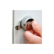 FJM Security Combi-Cam Cam Lock 5/8 Chrome   NT20-0360  - RV Storage
