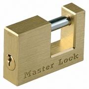 Master Lock Coupler Lock Brass   NT20-0650  - Hitch Locks