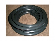 Essential Products Gutter System Black 50'   NT20-1268  - Hardware