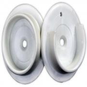 JR Products Closet Pole Socket Set   NT20-1999  - Laundry and Bath - RV Part Shop USA