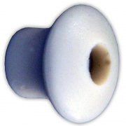 JR Products Blind Knob White   NT20-2027  - Shades and Blinds - RV Part Shop USA