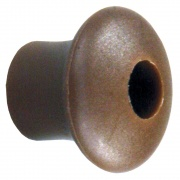 JR Products Blind Knob Brown   NT20-2028  - Shades and Blinds - RV Part Shop USA