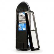 Camco Refrigerator Vent Cover-Black  NT22-0005  - Refrigerators - RV Part Shop USA