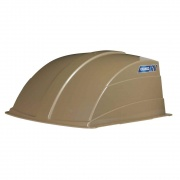 Camco Roof Vent Cover Champagne   NT22-0259  - Exterior Ventilation
