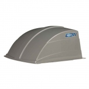 Camco Roof Vent Cover Silver   NT22-0260  - Exterior Ventilation