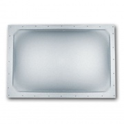 "Specialty Recreation Skylight Smoke 18\""x24\\""x5\\""  NT22-0276  - Skylights"