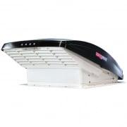 Maxxair Vent MaxxFan Deluxe Smoke  NT22-0382  - Exterior Ventilation - RV Part Shop USA