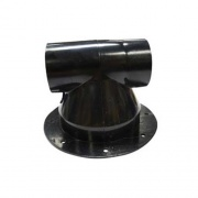 Chaffee Engineering Vac-U-Jet Black   NT22-0526  - Plumbing Parts - RV Part Shop USA