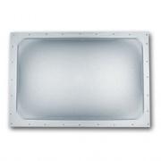 """Specialty Recreation Skylight Clear 22\\""""x22\\""""x4.5\\""""  NT22-0569  - Skylights"""