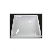 "Specialty Recreation Skylight Inner White 22\\""x22\\"" (24\\""x24 Flange)  NT22-0711  - Skylights"