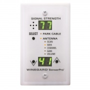 Winegard Sensarpro TV Signal Meter White   NT24-2108  - Satellite & Antennas