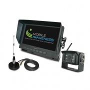 Mobile Awareness 5.6 Color 1-Camera System   NT24-5091  - Observation Systems - RV Part Shop USA