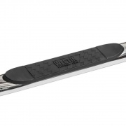 Westin Nerf Bar - Platinum Oval Wheel to Wheel Step   NT25-0363  - Running Boards and Nerf Bars