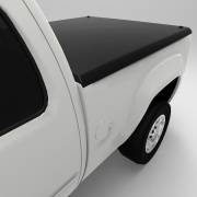 Undercover Classic Tonneau - Black Hard Top With LED Light   NT25-0679  - Tonneau Covers