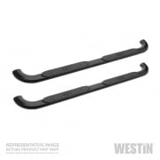 Westin Nerf Bar - Platinum Oval 4In Step   NT25-0985  - Running Boards and Nerf Bars - RV Part Shop USA