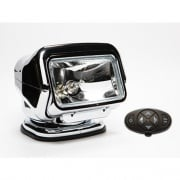 Golight Stryker Searchlight With Dashmount Remote Chrome   NT69-5211  - Flashlights/Worklights