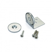 "Leisure Products Canada Flush Mount Magnetic Catch 1\""   NT69-6535  - Doors - RV Part Shop USA"