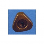 Strybuc Handle Minature Round Black 713C Black  NT69-7386  - Hardware