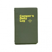 Campers Daily Log Campers Daily Log Refill Pages   NT69-8597  - Games Toys & Books