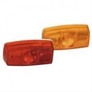 Clartec 349 Clearance Light Amber   NT69-8642  - Towing Electrical