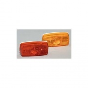 Clartec 349 Clearance Light Red   NT69-8643  - Towing Electrical