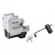 Master Lock Heavy Duty Coupler Lock   NT69-9339  - Hitch Locks
