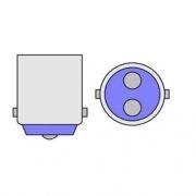 Speedway Bulb Amber (D) 2/Card   NT69-9812  - Lighting - RV Part Shop USA