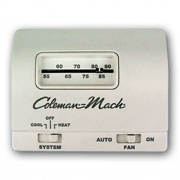 Coleman Mach Thermostat 24V Standard   NT70-8890  - Furnaces