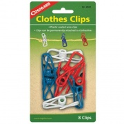Coghlans Clothes Clip Pak/8   NT03-0303  - Camping and Lifestyle