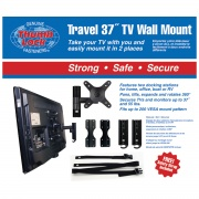 "Ready America 37\"" TV Wall Mount w/Strap   NT03-0567  - Televisions"