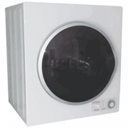 Pinnacle Complete Dryer White w/Silv Trim   NT07-0200  - Washers and Dryers