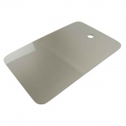 Lippert 25X19 Snk Cover Stainless Steel Small   NT10-5714  - Sinks - RV Part Shop USA