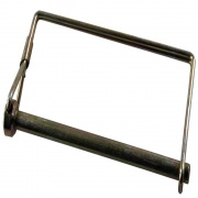 """JR Products Safety Lock Pin 1/4\\"""" Single   NT15-0742  - Hitch Pins"""