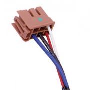 Tekonsha Brake Control Wiring Adapter - 2 Plugs GM   NT17-0052  - Brake Control Harnesses - RV Part Shop USA