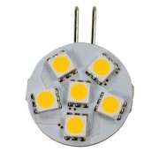 Arcon JC10 Disc Bulb 6 LED Soft White 12V   NT18-1657  - Lighting - RV Part Shop USA